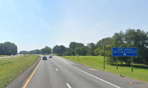 tn i24 tennessee clarksville montgomery county welcome center eastbound mile marker 0.4